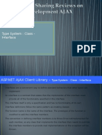 SynapseIndia Sharing Reviews on DOTNET Development AJAX Client Library.ppt