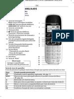 Gigaset a 390 a38h Manual