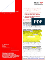 EM Spread Fundamental Model Deciphering the Key Drivers