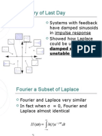 24692103 Laplace Fourier Relationship