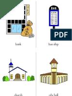 Large Buildings Words