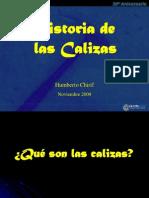 Historia de Las Calizas
