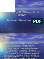 The Hidden Messages in Water - Website