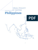 Structural Policy Challenges For SOUTHEAST ASIAN COUNTRIES Philippines