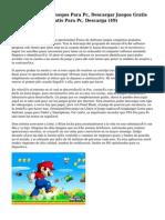 Article   Descargar Juegos Para Pc, Descargar Juegos Gratis Para Pc, Juegos Gratis Para Pc, Descarga (49)