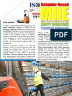 Forklift Driving Training Malaysia