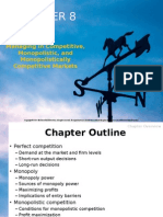 Managerial Economics and Business Strategy, 8E Baye Chap. 8