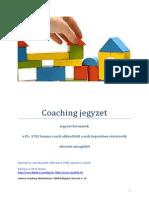 Wiesner Edit - Képzési Jegyzet Kivonat - Lemma Coaching
