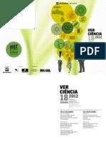 Catálogo VerCiência 2012