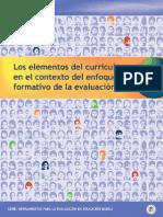 LOS ELEMENTOS DEL CURRICULO EN EL CONTEXTO DEL ENFOQUE FORMATIVO DE LA EVALUACION.pdf