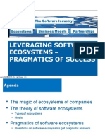 Pragmatic Software Ecosystems