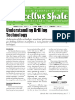 Shale Drilling Technology