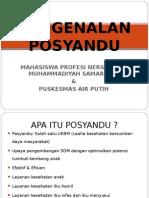 PPT POSYANDU