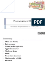 Javafx Programming