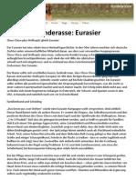 Hunderasse Eurasier