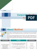 Introdution Multinet Pakistan