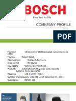 Bosch Co. ppt