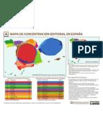 Mapa de Concetracion Editorial