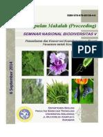 prosiding Semnas Biodiversitas V Unair