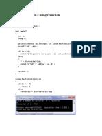 FCPC Program