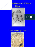 The Art and Poetry of William Blake
