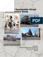 Safe and Sustainable Streets Study