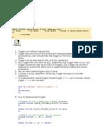 SQL Server note