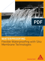 Waterproofing Solutions Roof Asphalt