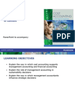 Ch01 PPT Hongren CostAccounting 2e