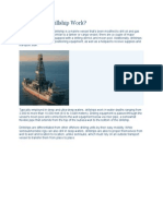 How Does a Drillship Work