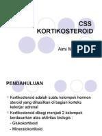 Css Kortiko Steroid Han-Aimi