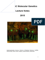 2015_Topic Notes Mol Genetics 141 Pages