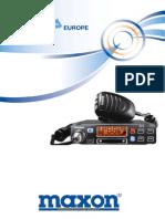 ServiceManual Maxon CM70 ENG