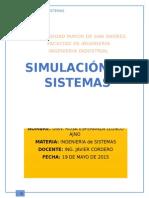 simulacion  y Proceso Dinamicos - Copia