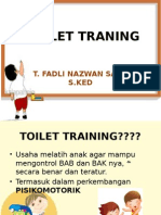 Toilet Traning