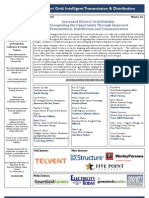 Smart Grid Intelligent Transmission and Distribution Conference