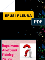Ppt Efusi Pleura