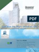 M3M Urbana Business Park- Sector 67- Gurgaon- 9650129697