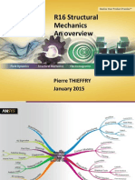 ANSYS Structural Mechanics R16 Updates