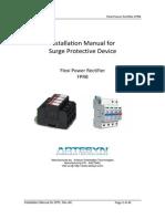 FPRB Installation Manual for SPD Rev AC