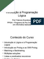 Introducao … Programacao Logica