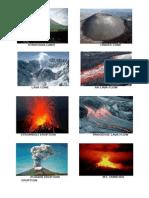 Volcano & Planets