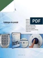 CDVI Catalogue Fr