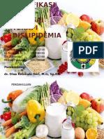 Modifikasi Diet Sebagai Terapi Dislipidemia