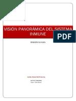 1. Visión Panorámica Del Sistema Inmune