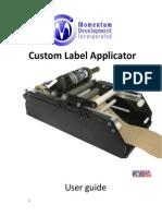 Label Applicator