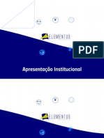 ApresentaçãoInstitucional - Elementus