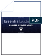 2014 2015 Veritas Prep Harvard Essential Guide