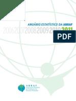 Anuário Estatístico Da ABRAF 2011 – Ano Base 2010 – ABRAF, 2011