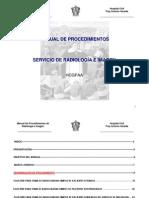Manual Imagenes diagnosticas